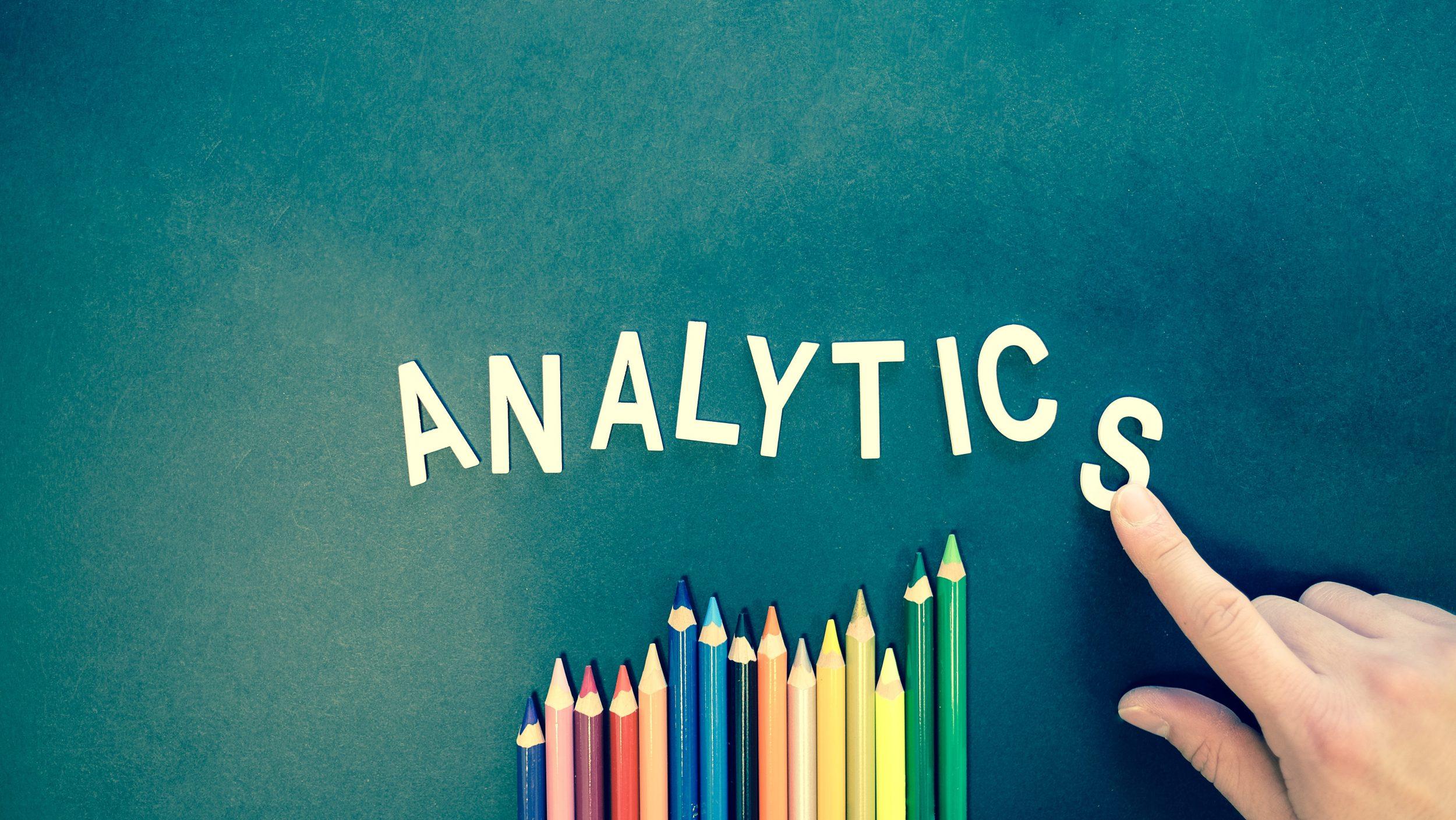 Analytics image for Digital Marketing